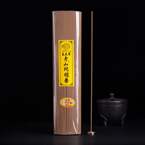 Bee Chin Heong Laoshan Pure Sandalwood Incense | 32 cm