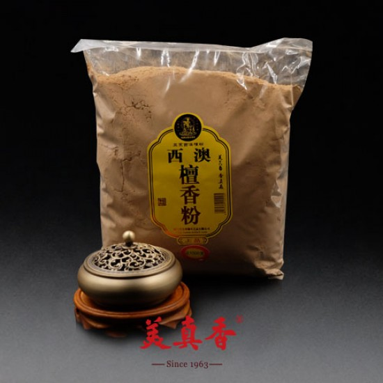 Bee Chin Heong West Australian Sandalwood Powder   500 g
