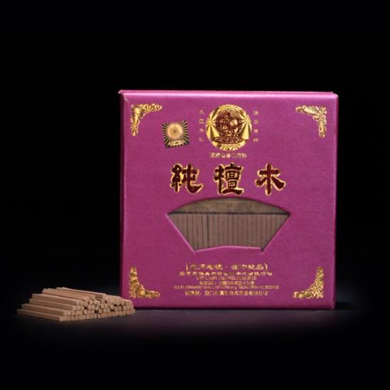 Bee Chin Heong Pure Sandalwood Sticks | 4.5 cm | 185 g