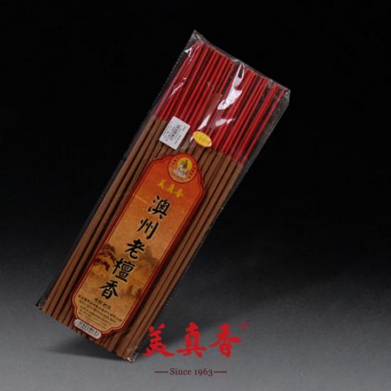 Bee Chin Heong MeiGong Australian Ancient Sandalwood Incense Stick | 2.5 H | 39.5 cm | Qty: 45
