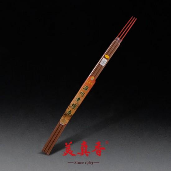 Bee Chin Heong MeiGong Australian Ancient Sandalwood Incense Stick | 12 H | 78 cm | Qty: 3