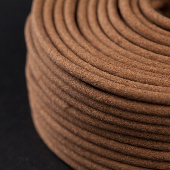 Bee Chin Heong Indian Mysore Sandalwood Incense Coil | 4 H | Qty: 48 | Diameter: 6.8 cm