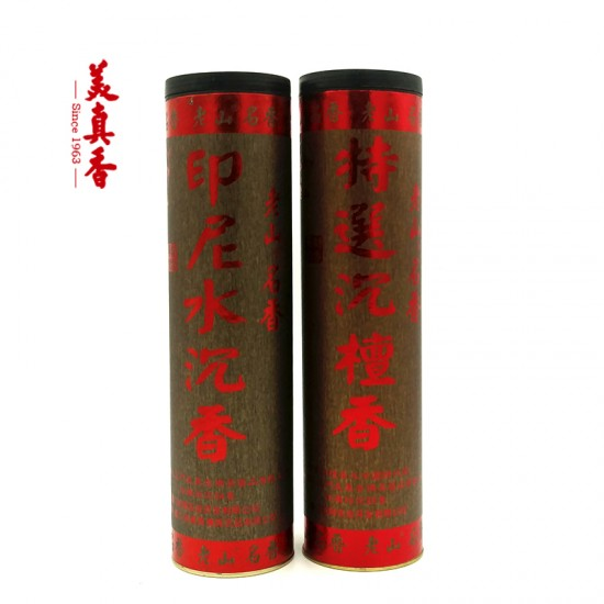 Bee Chin Heong Indonesian Agarwood Incense Stick | 32.5 cm
