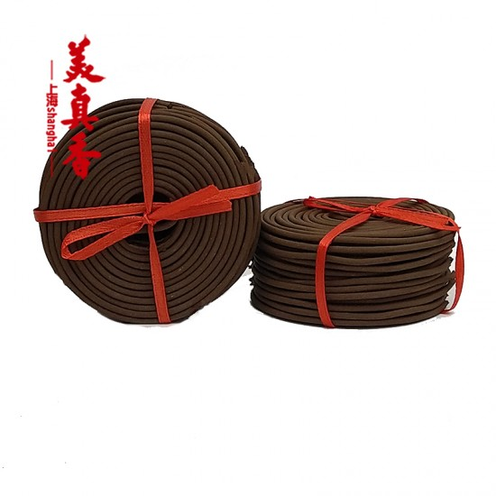 Bee Chin Heong XingZhou Agarwood Incense Coil   4 H   Qty: 48
