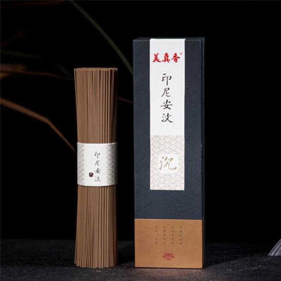 Bee Chin Heong Indonesian AnWen Agarwood Incense   21 cm   200 g