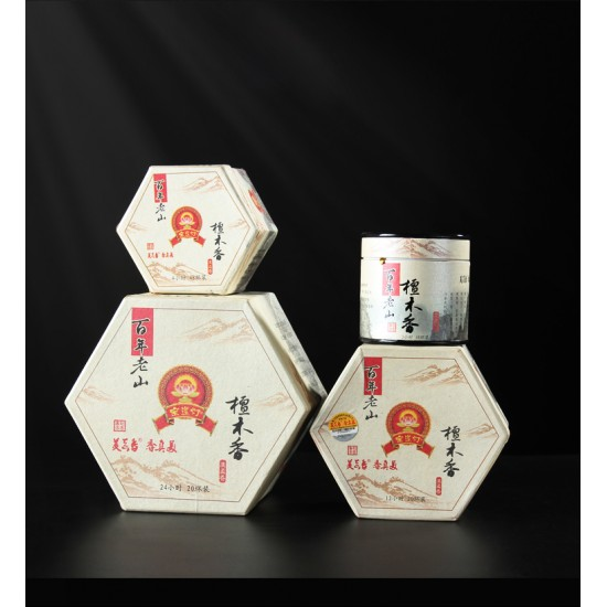 Bee Chin Heong Century Sandalwood Incense Coil | 12 H | Qty: 20 | Diameter: 10 cm