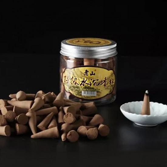 Bee Chin Heong Premium Agarwood Incense Cone Shape | 80 g