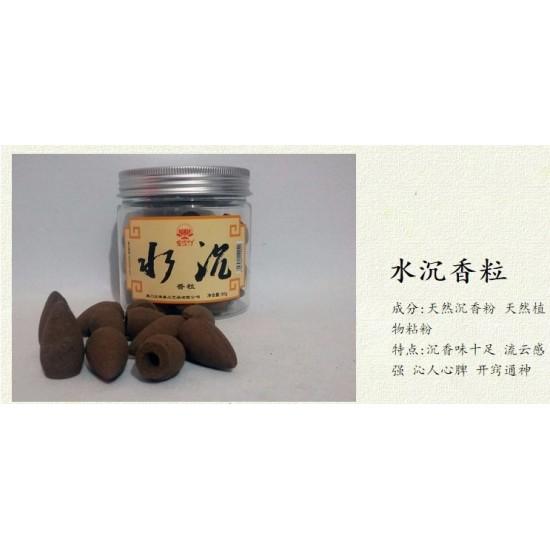 Bee Chin Heong Agarwood Incense Droplet Shape | 80 g