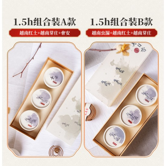 Bee Chin Heong Vietnam Agarwood Incense Coil 1.5 H Box   Bug Leak   Nha Trang   Hui An