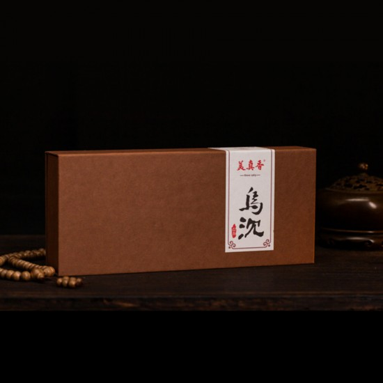 Bee Chin Heong ZiZai Dark Agarwood Incense Stick