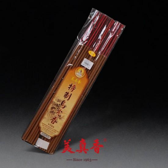 Bee Chin Heong Dark  Agarwood Incense Stick   39.5 cm   2.5 H