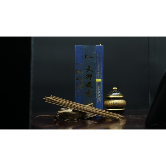 Bee Chin Heong TianYu Tibetan Incense Stick   32cm   600g