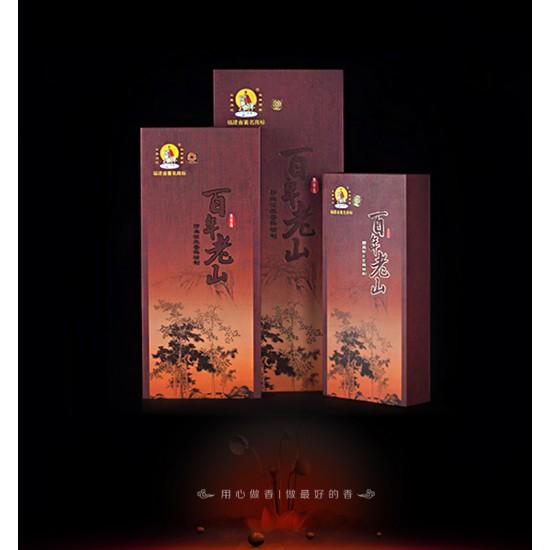 Bee Chin Heong Century Sandalwood Incense Stick   32.5cm   est.Qty 520