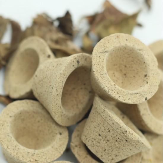 Bee Chin Heong Natural Kemanyan  40 Pieces  4 cm