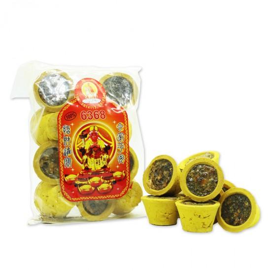 Bee Chin Heong Premium Kemanyan |12 Pieces| 7 cm