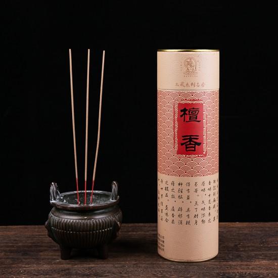 Bee Chin Heong Classic Sandalwood Incense Stick | 32 cm | est.Qty 650