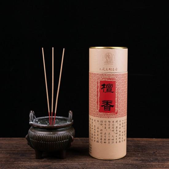 Bee Chin Heong Classic Sandalwood Incense Stick | 27 cm | est.Qty 700