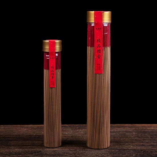 Bee Chin Heong Fine Sandalwood Incense Stick (Bottle) | 25.5 cm | 225 g