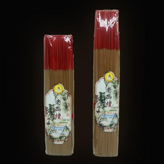 Bee Chin Heong Laoshan Sandalwood Incense Stick   32.5 cm