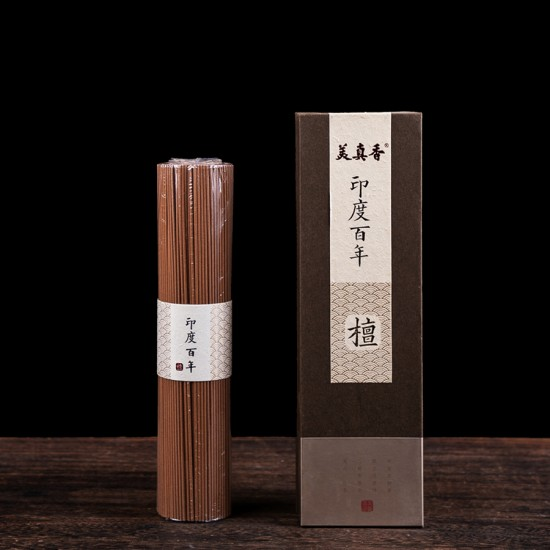Bee Chin Heong Indian Century Sandalwood Incense | 21 cm | 200 g